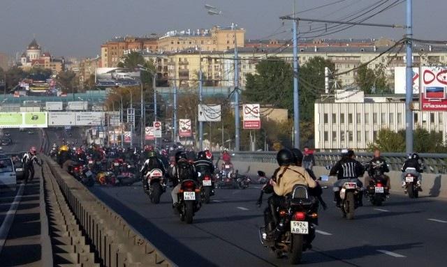 Russian bikers 3