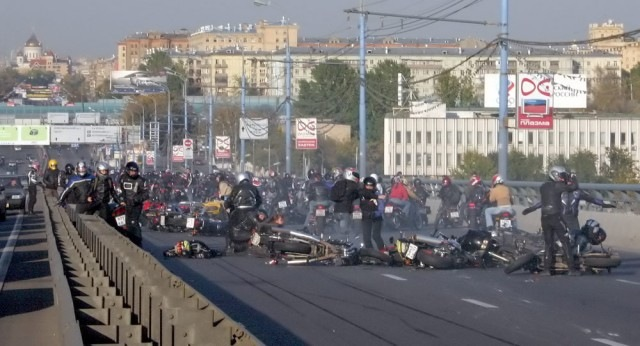 Russian bikers 9