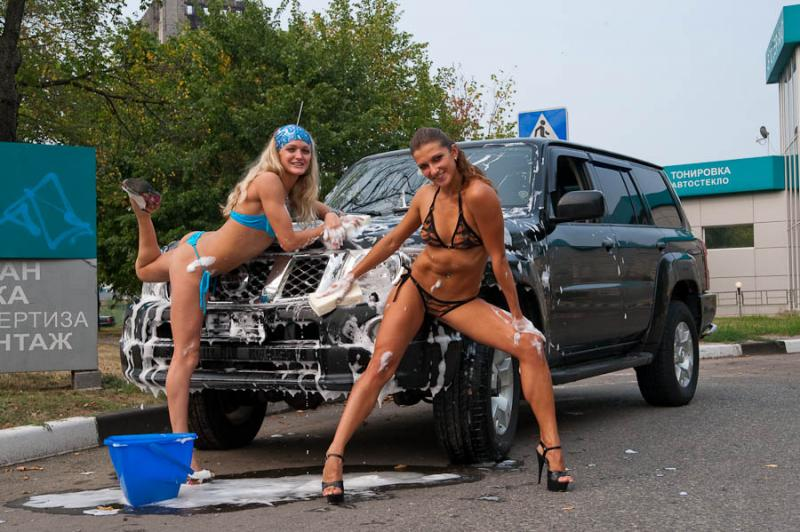 Bikini Car Wash 17