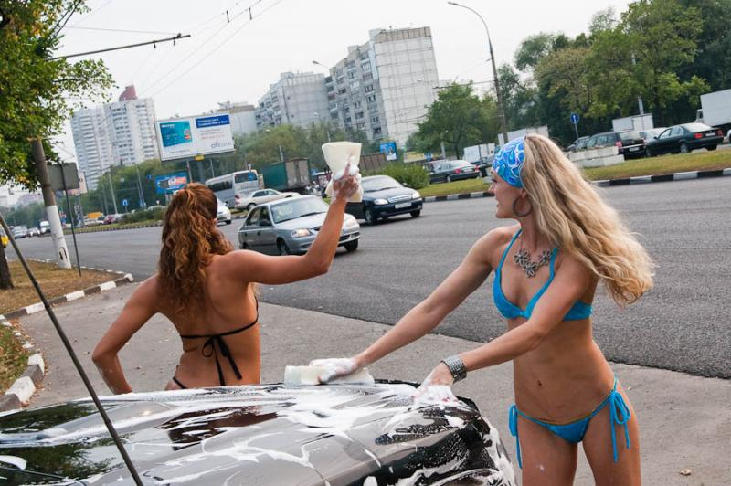 Bikini Car Wash 18