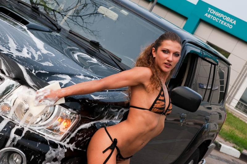 Bikini Car Wash 19