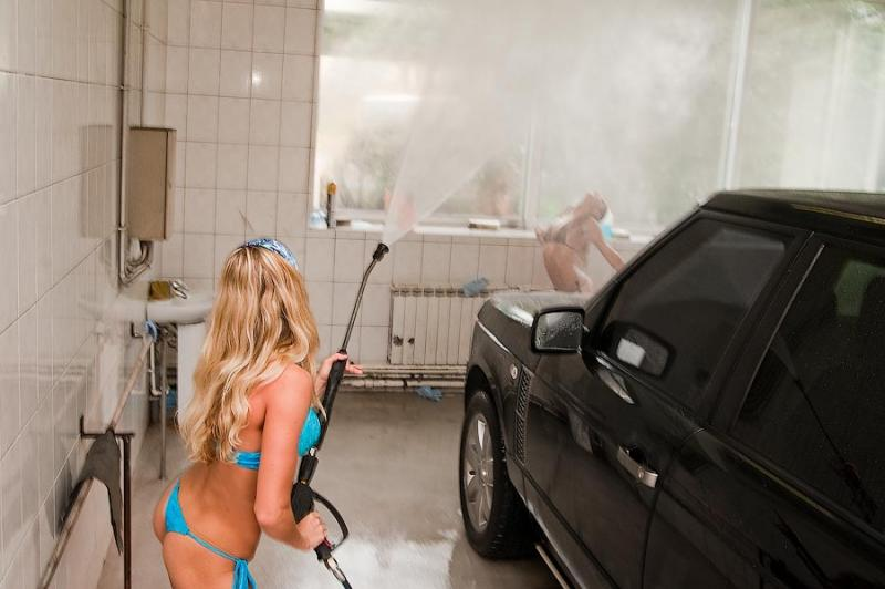 Bikini Car Wash 5