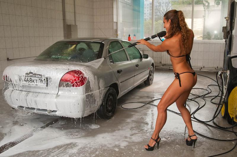 Bikini Car Wash 7