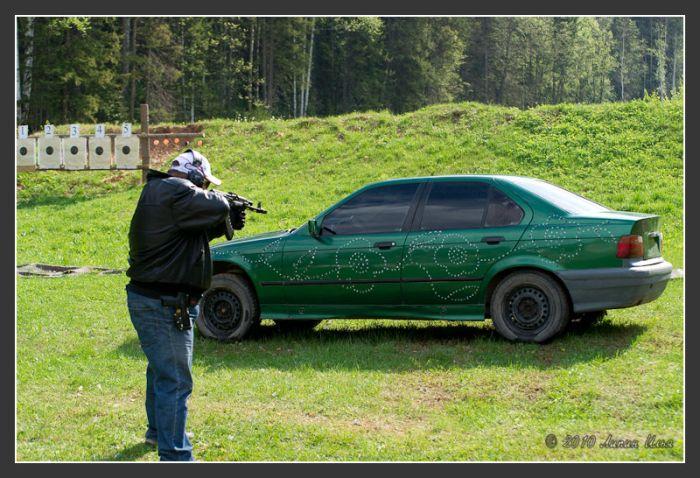BMW Shot Down 10