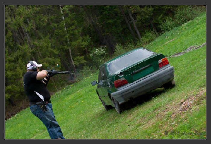 BMW Shot Down 19