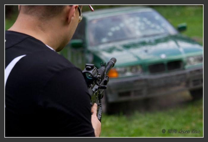 BMW Shot Down 2