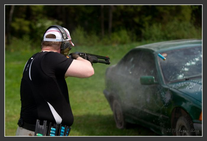 BMW Shot Down 27