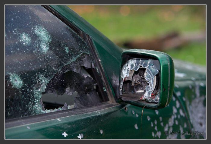 BMW Shot Down 28