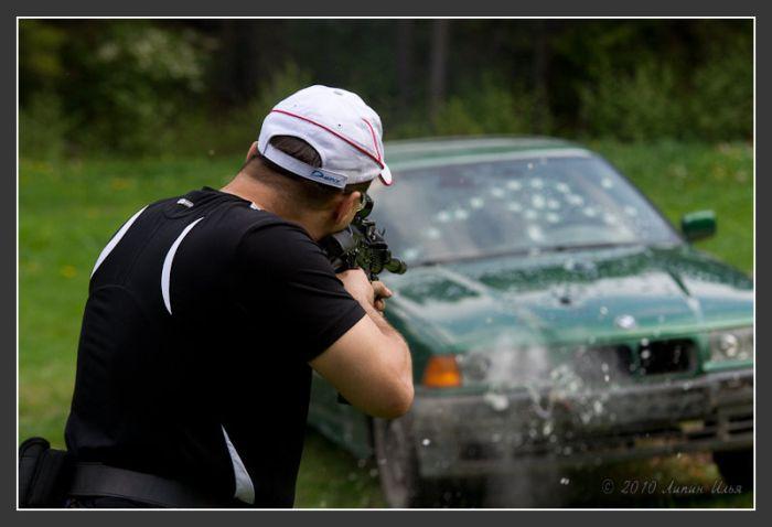 BMW Shot Down 29