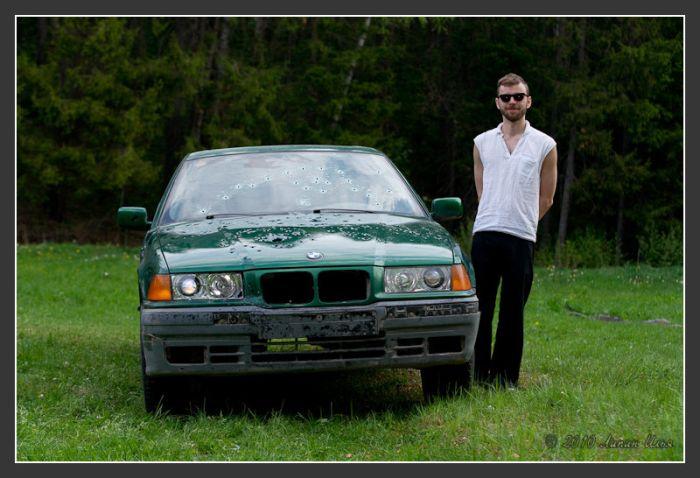 BMW Shot Down 31