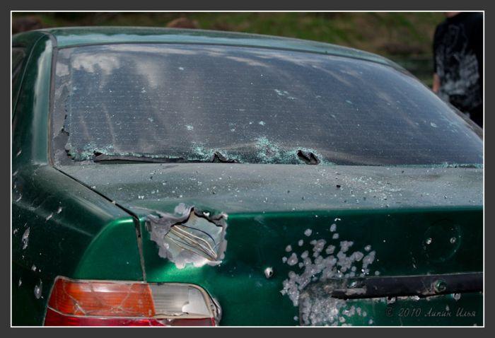 BMW Shot Down 32