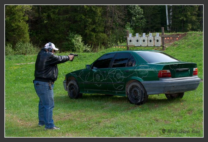 BMW Shot Down 5