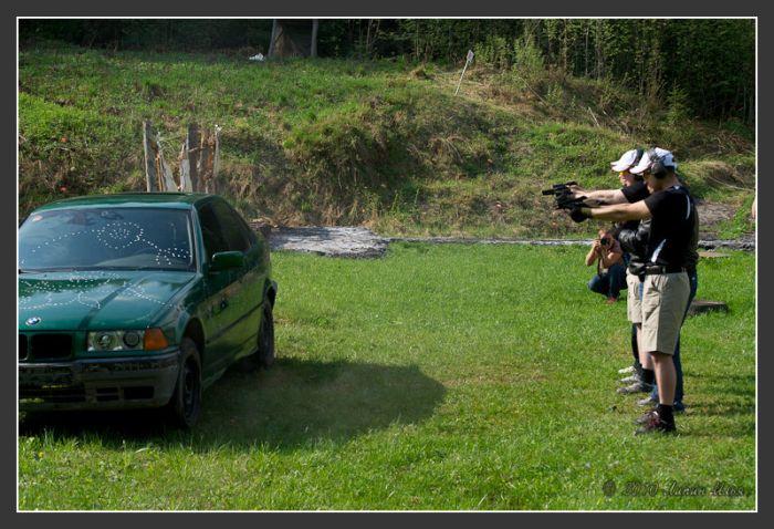 BMW Shot Down 7