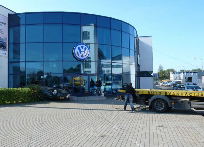 BMW and VW dealers in Latvia 1