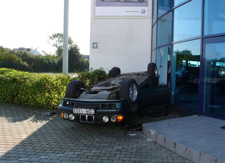 BMW and VW dealers in Latvia 2