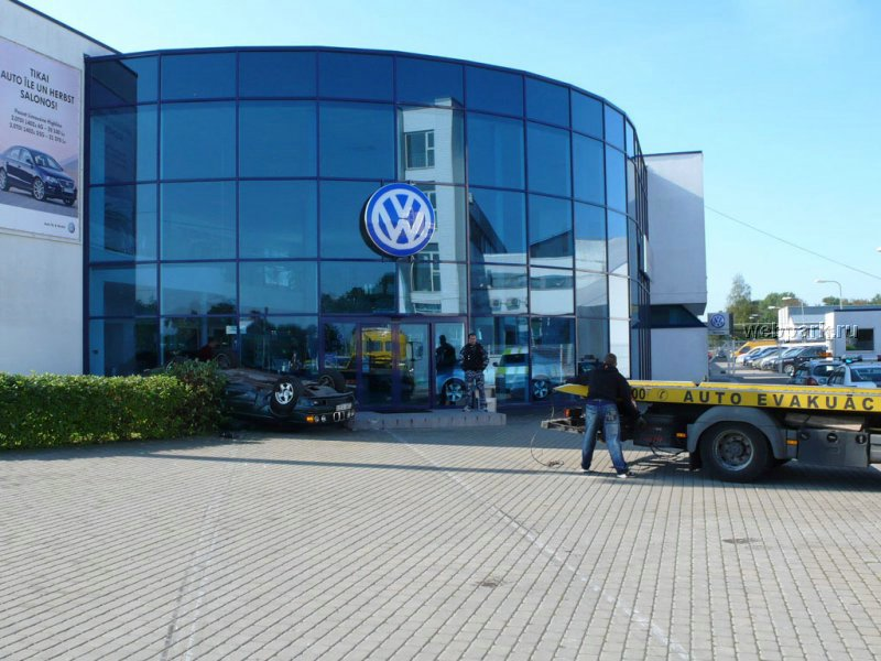 BMW and VW dealers in Latvia 7