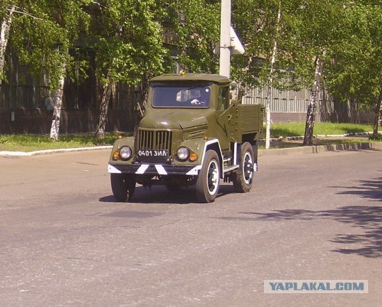 Russian Old Cars