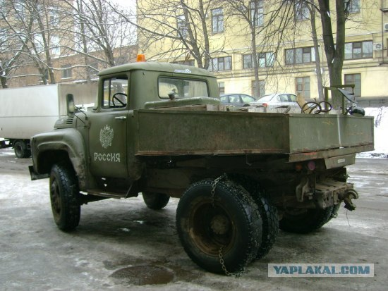 Russian Old Cars 10