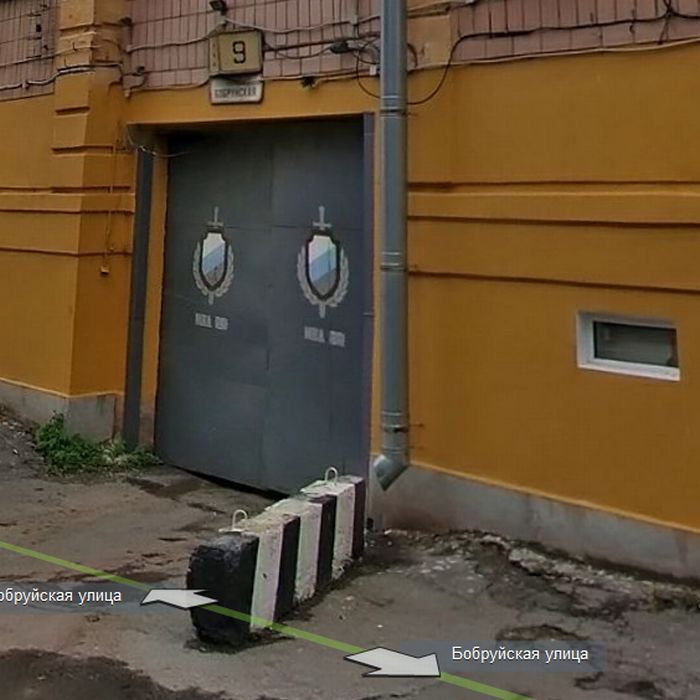 Russian google street view fail  4
