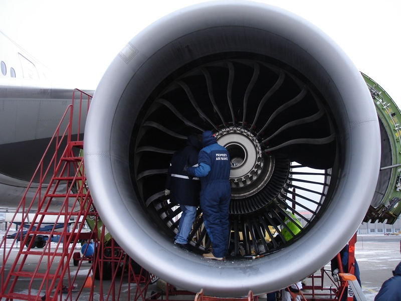 Russian boeing engine replacement 5