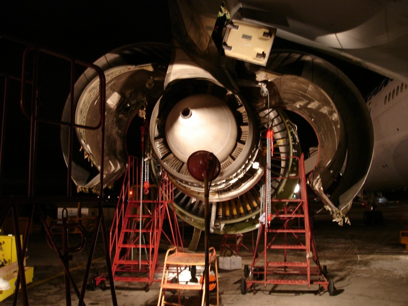 Russian boeing engine replacement 6