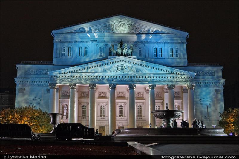 Bolshoi Theater Reconstruction One 2