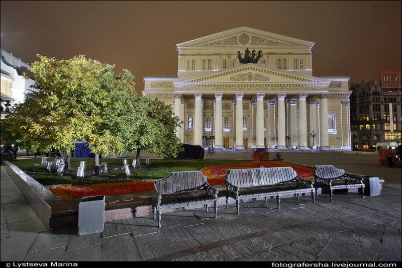 Bolshoi Theater Reconstruction One 4