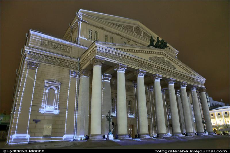 Bolshoi Theater Reconstruction One 5