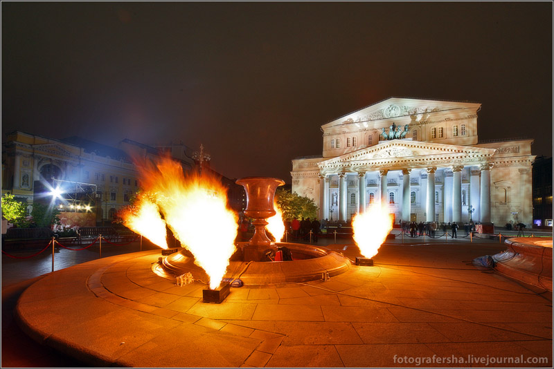 Bolshoi Theater Reconstruction Three 7