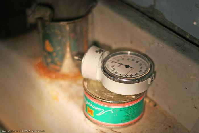 abandoned secret brain lab in Russia 6