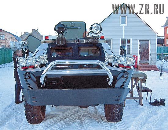 russian brdm now luxury one