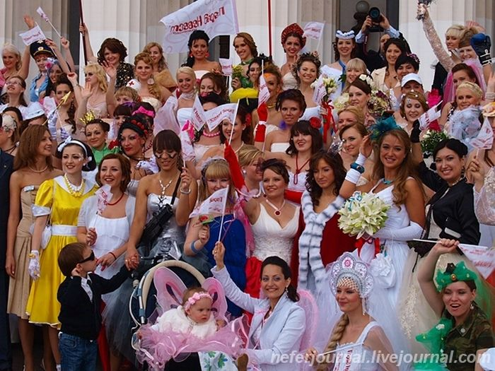Brides\' Parade 12