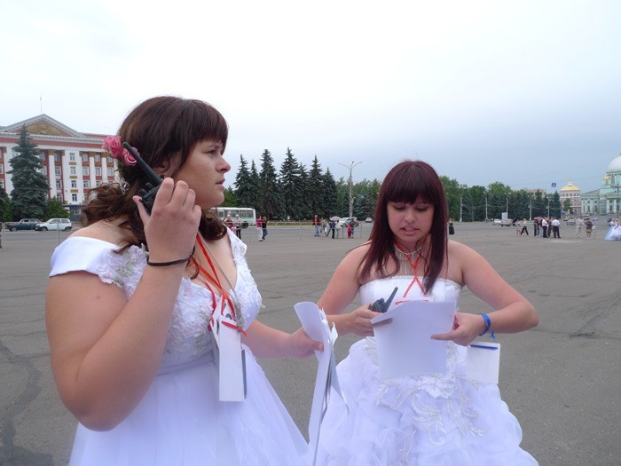Russian brides on parade 5