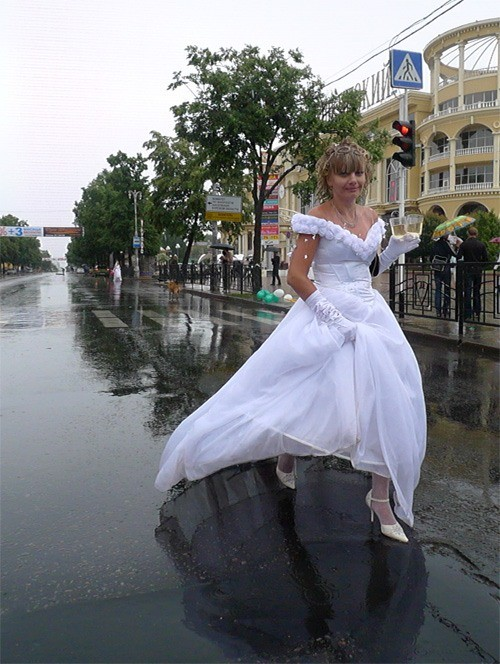 Russian brides on parade 14