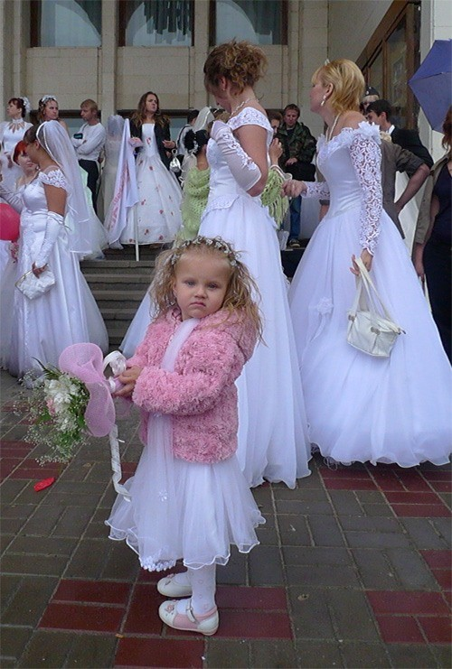Russian brides on parade 16