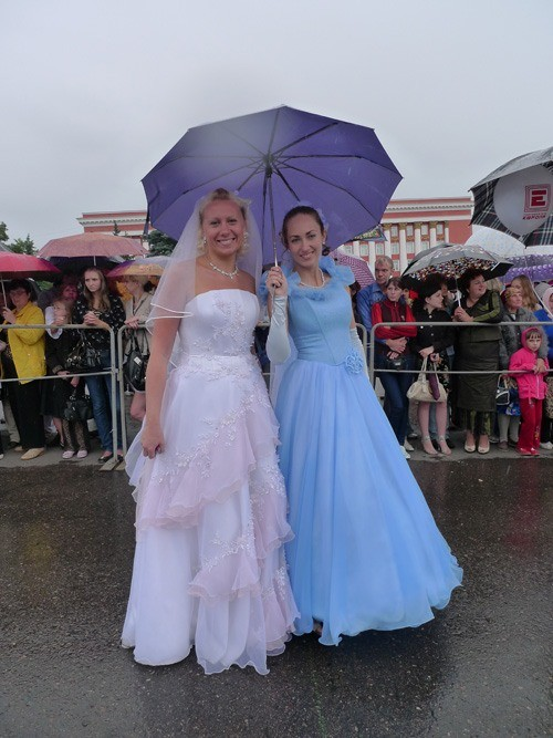 Russian brides on parade 23