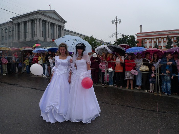 Russian brides on parade 25