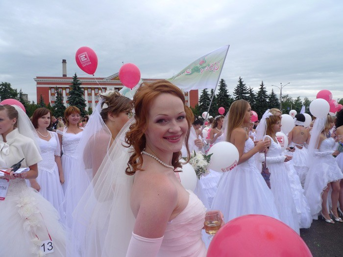 Russian brides on parade 26