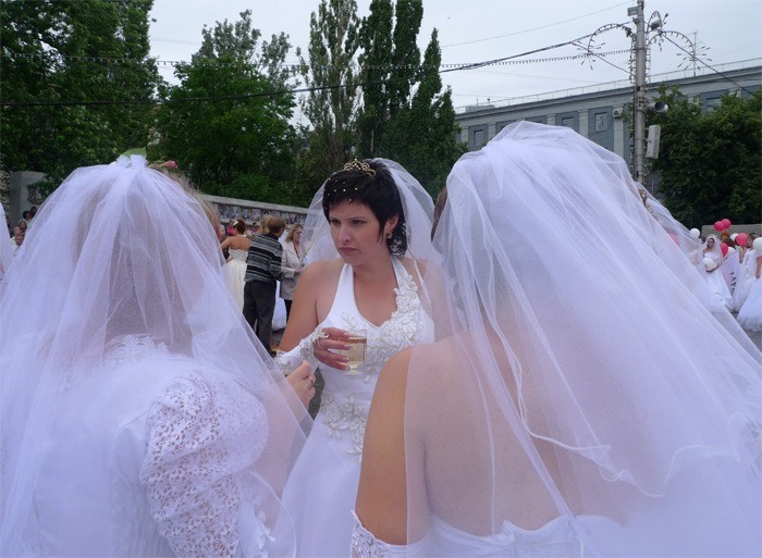 Russian brides on parade 27