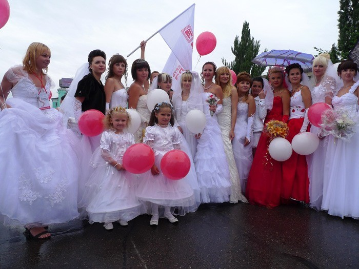 Russian brides on parade 32