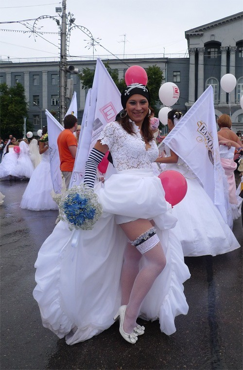 Russian brides on parade 36