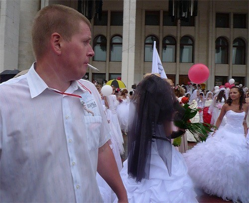 Russian brides on parade 39