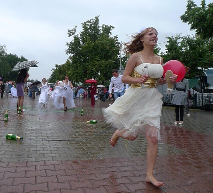 Russian brides on parade 40