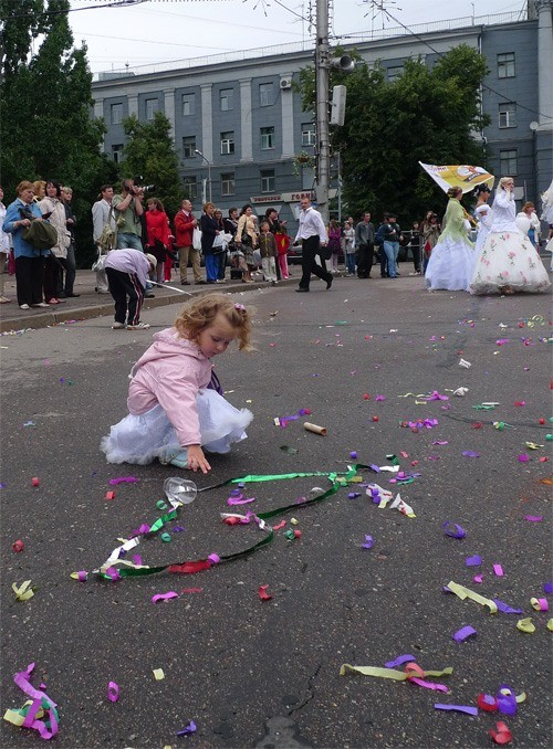 Russian brides on parade 43