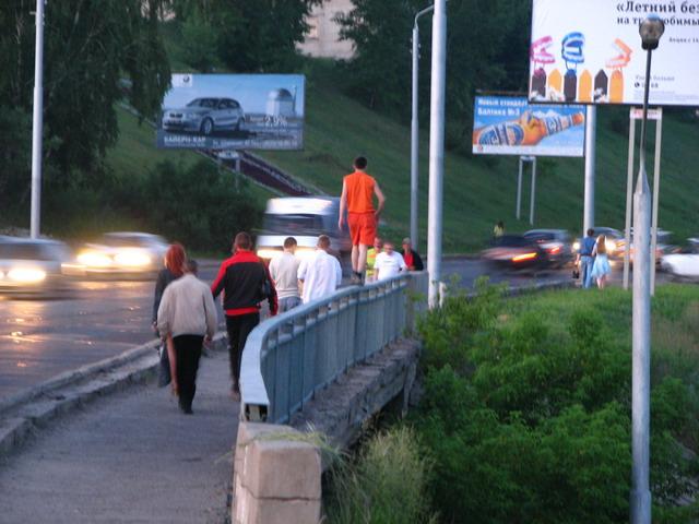 russian fun to walk on  5