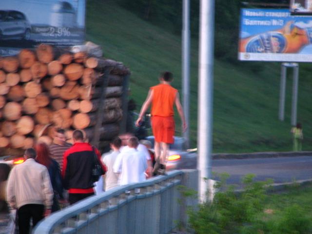 russian fun to walk on  6