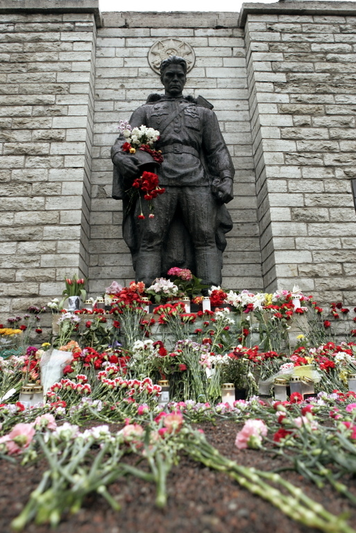 bronze soldier, estonia 11