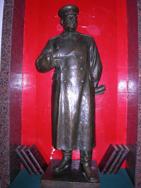 the secret underground shelter for Stalin 1