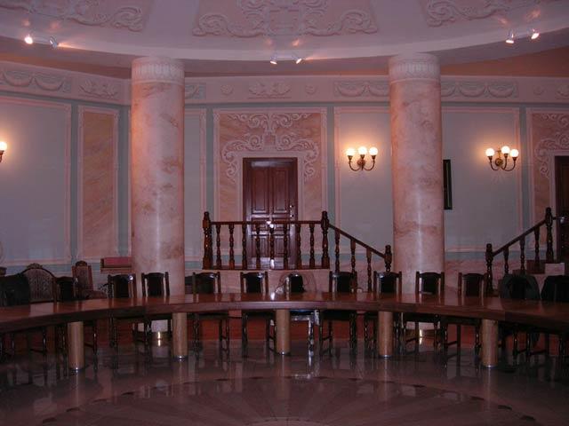 the secret underground shelter for Stalin 14