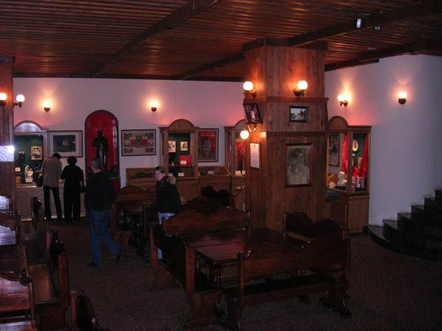 the secret underground shelter for Stalin 15